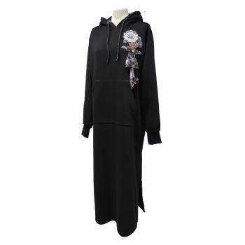 Bonnie haljina s kapuljačom vel.XL