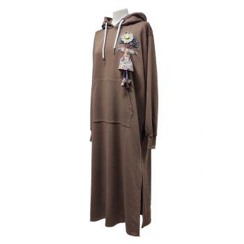 Bonnie haljina s kapuljačom