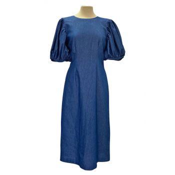 Traper haljina bez leđa