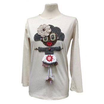 Zvonka majica XS bijela